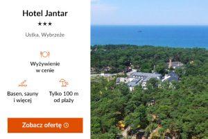 Poznaj Polskę z Travelist - Hotel Jantar ***