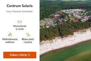 Poznaj Polskę z Travelist - Centrum Solaris