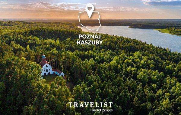 Poznaj Polskę z Travelist: Magiczne Kaszuby