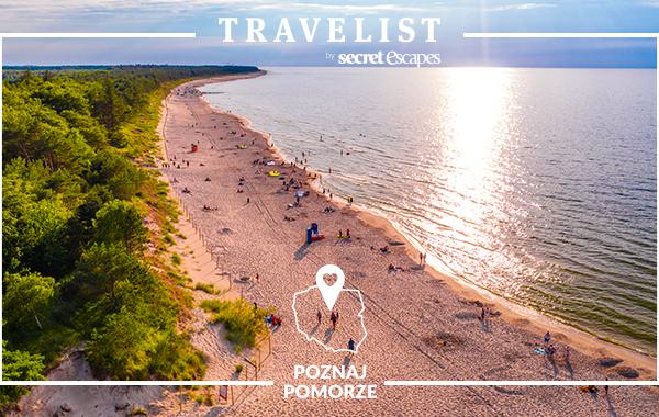 Poznaj Polskę z Travelist: Wybrzeże Zachodnie, część I