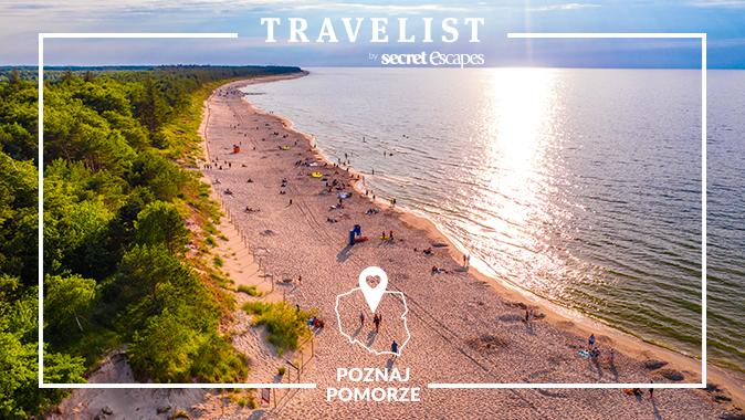 Poznaj Polskę z Travelist - Wybrzeże Zachodnie