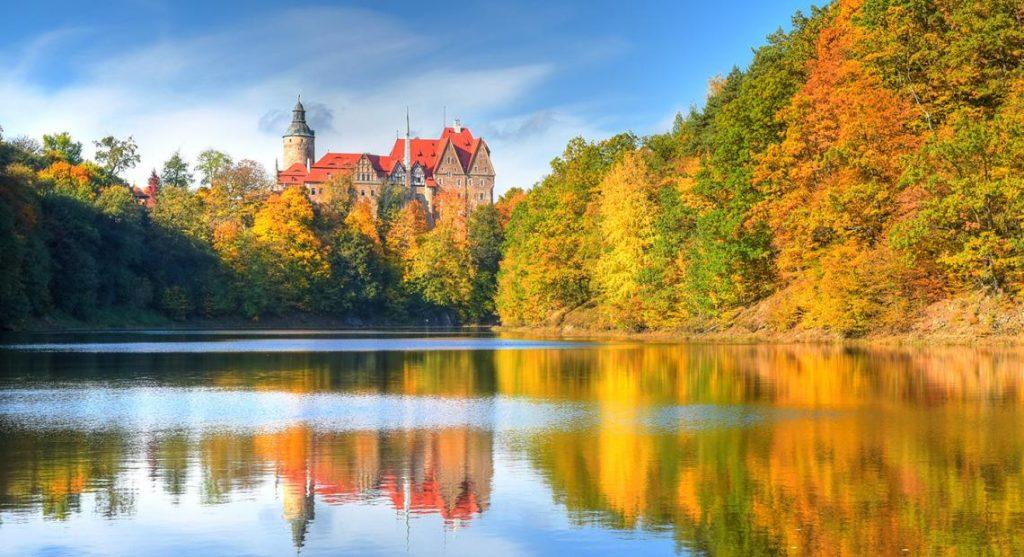 Hotele zamkowe - Zamek Czocha