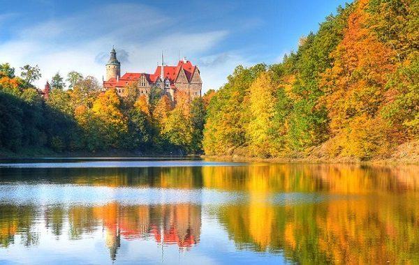 Noc w zamku – najciekawsze hotele zamkowe w Polsce