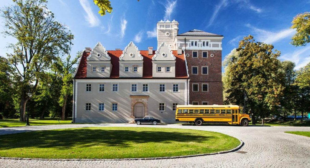 Hotele zamkowe w Polsce - Zamek Topacz Resort & Art Spa ****